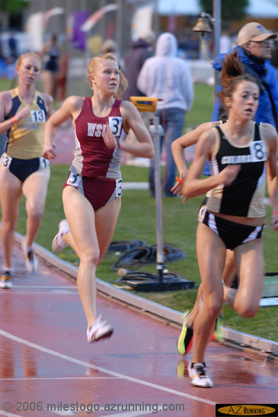 Desert Vista grad Haley Paul, now running for Washington State