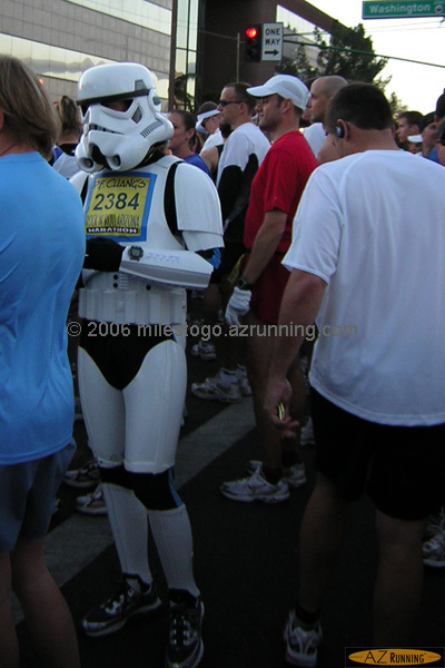 Scott, look out for the Stormtrooper!