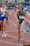 Rebekah Noble, the 2006 NCAA champion as a freshman, defended her USATF junior 800 meter title