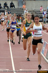 Danielle Tauro wins the junior women's 1500