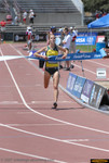 Nicole Blood, 3000 meter champion