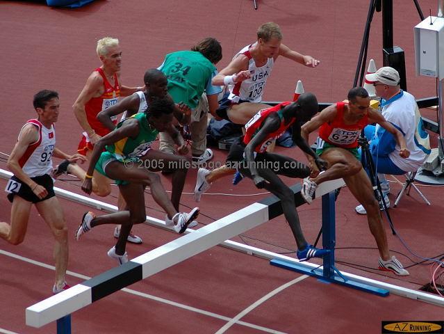 Men's Steeplechase