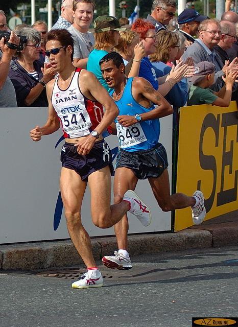 Helsinki Men's Marathon