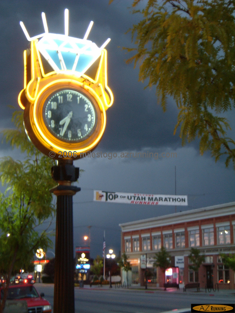 Downtown Logan, Utah